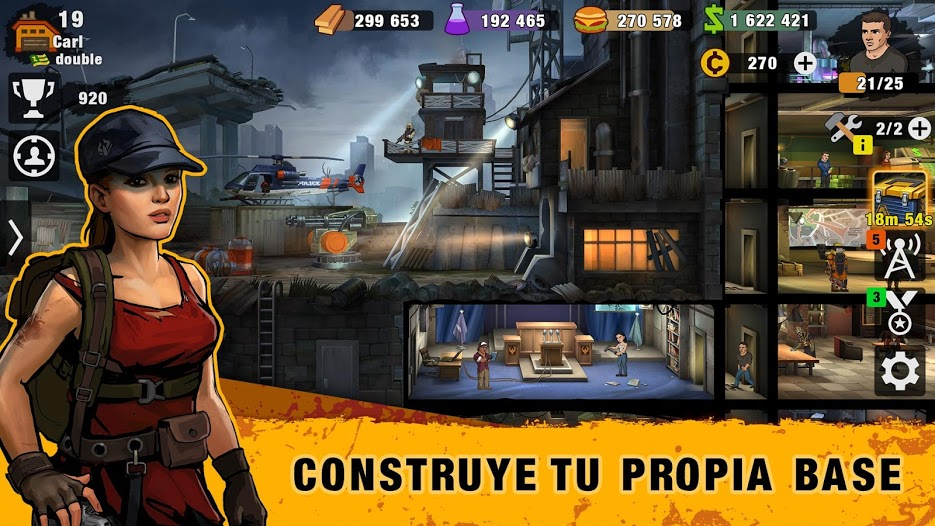 Zero City: Zombie Shelter Survival APK MOD 1