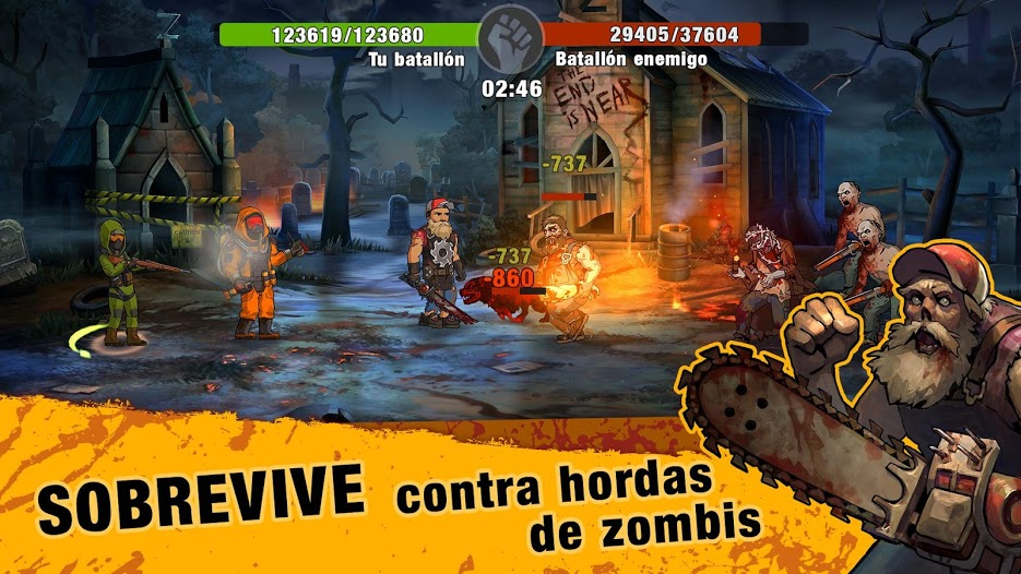 Zero City: Zombie Shelter Survival APK MOD 2