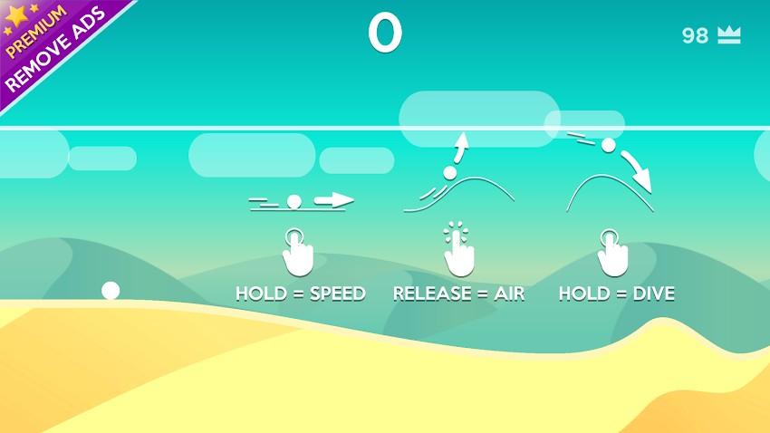 Dune! APK MOD Imagen 1